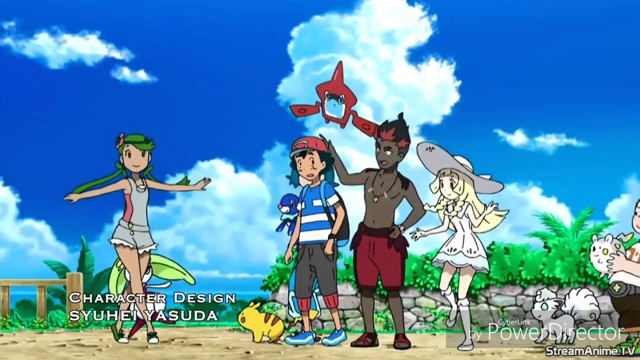 Pokemon 2 intro latino dating