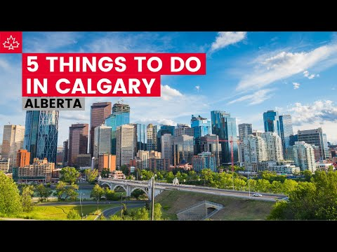 5 Things to Do in Calgary/WOW Air Travel Guide Application