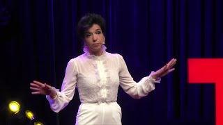 Singing is my only option | Dikla Dori | TEDxTelAviv