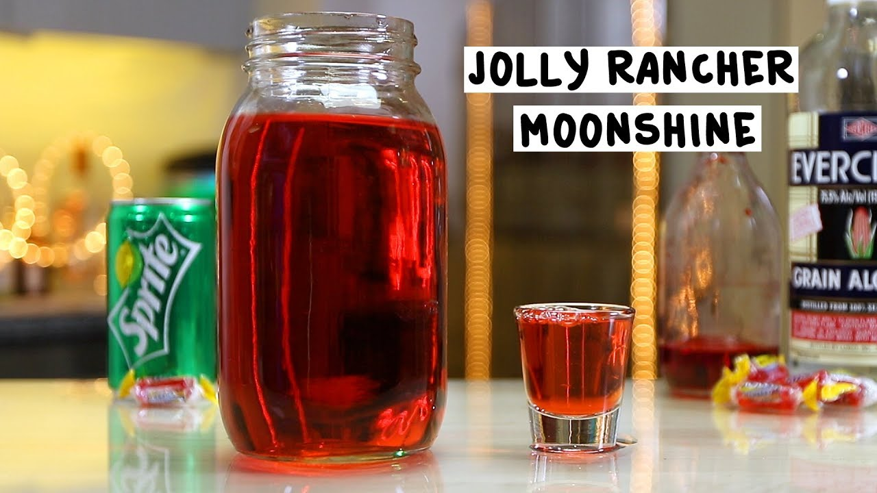 Jolly Rancher Moonshine Youtube