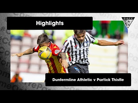 Dunfermline Partick Thistle Goals And Highlights