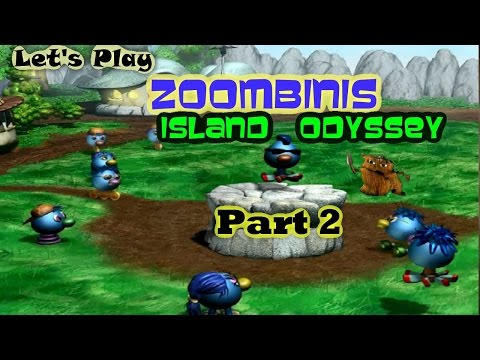 Letu0027s Play Zoombinis Island Odyssey Part 2 - Learning the Puzzles