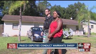 Pasco warrant sweep nets dozens of arrests