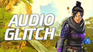 This Audio Glitch is Ruining Apex on Console!