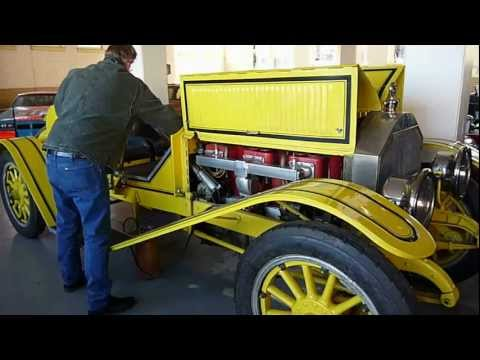 1915 American LaFrance Speedster Inspection, Auto Appraise 810-694-2008