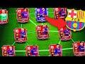 FIFA MOBILE 19 - BUILDING BARCELONA TEAM /BEST TEAM UPGRADE #1