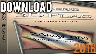 How to Download & Install Plugin Zaxwerks 3D Flag 4