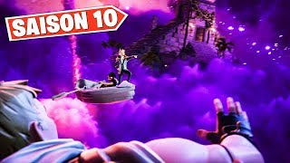 FORTNITE SAISON X (10): MAP, SKINS PASSE OF COMBAT - NEW!!
