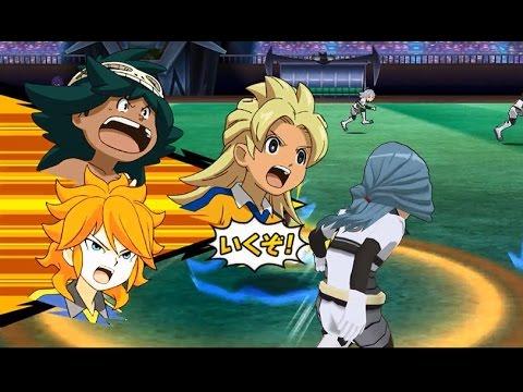 ☠ Inazuma Eleven GO Strikers 2013 ☠ #7° DUELO DOS INSCRITOS