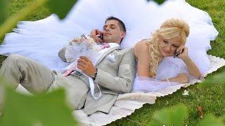 начало свадьбы, свадебный клип.Фотограф и видеооператор в Туапсе