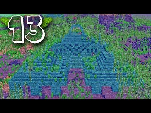 RAIDER ET UNDERVANDSTEMPEL!? Minecraft Prank Wars #13
