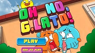 The Amazing World of Gumball - Oh No, G. LATO! [Cartoon Network Games]
