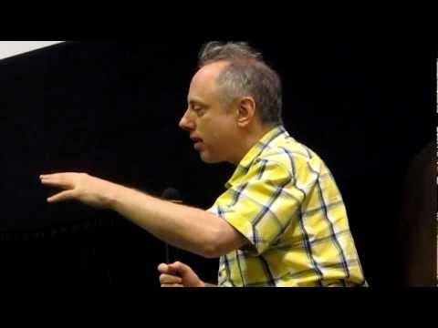 Director Todd Solondz talks about his latest film DARK HORSE