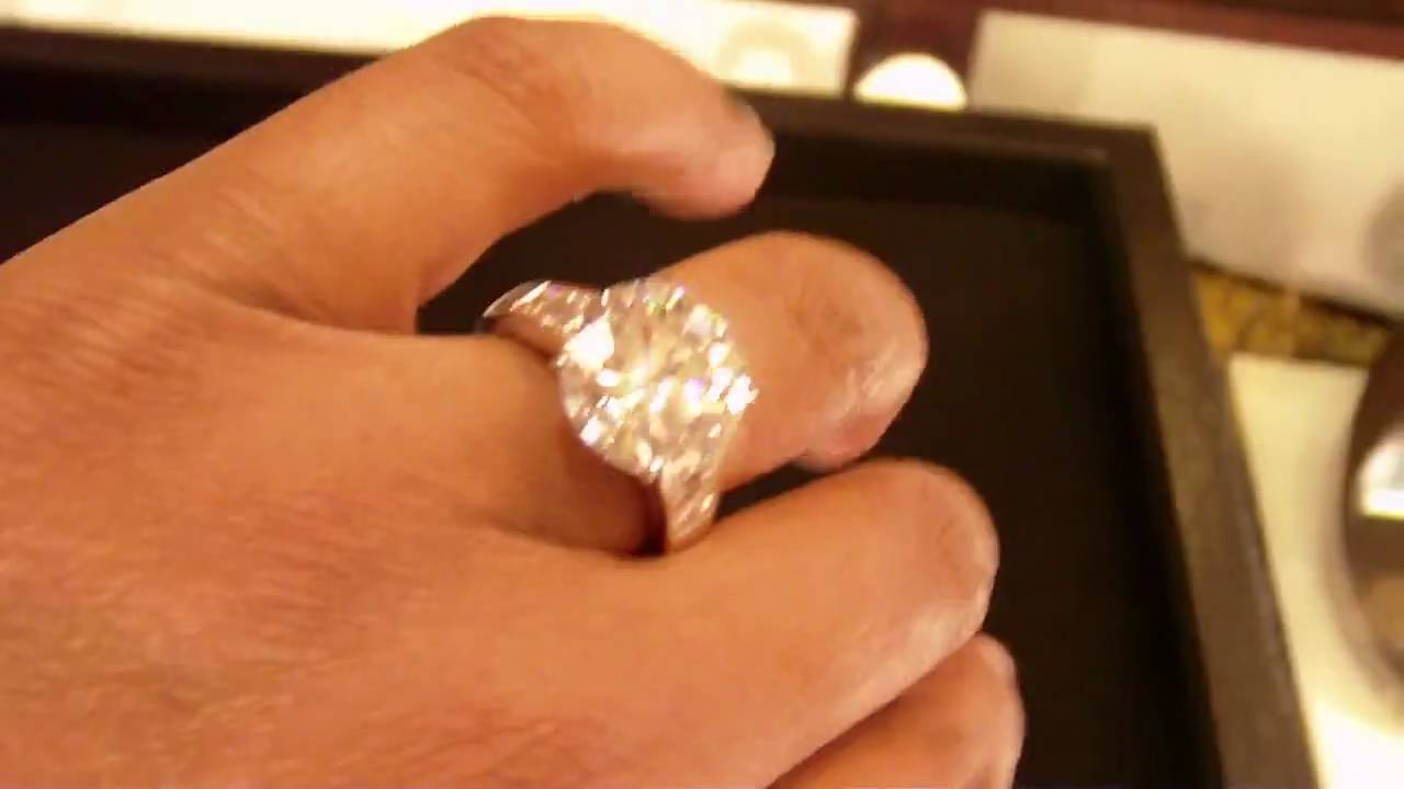 7 Carat Diamond Not Flawless And Worth 400 K YouTube