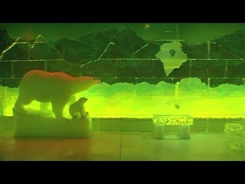 Polar Play ice bar opens