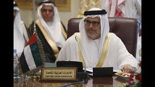 أخبار عربية   #قرقاش: قطر لديها جدول أعمال يقوض أمن دول الخليج