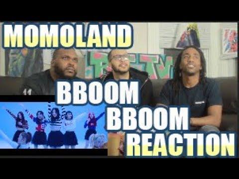 [MV] MOMOLAND (모모랜드)   BBoom BBoom (뿜뿜) REACTION/REVIEW