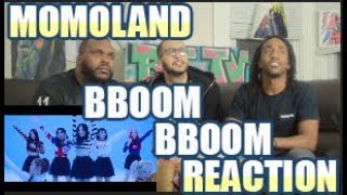 [MV] MOMOLAND (모모랜드) _ BBoom BBoom (뿜뿜) REACTION/REVIEW