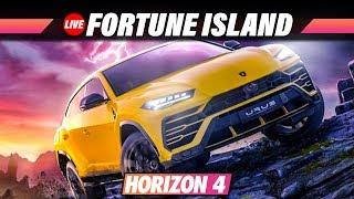 FORZA HORIZON 4 Fortune Island #1 | Livestream Lets Play Deutsch | PC Gameplay German
