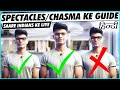 Apne FACE SHAPE Ka BEST CHASMA Kaise SELECT KARE | SPECTACLES and EYEWEAR Guide for Men in Hindi