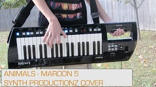 Animals Maroon 5 Keytar Cover.mp3