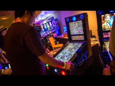 PinballBulbs' Mini Virtual Pinball Cabinet