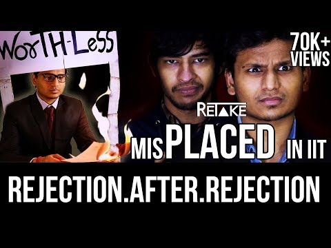 misPLACED in IIT 'Campus Placements Reality of IITs' | IIT Package Mythbuster | Retake IITD