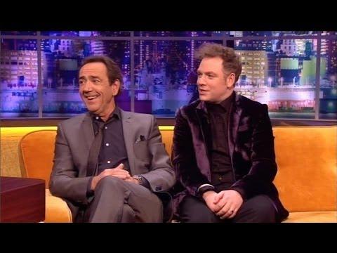 """Robert Lindsay & Rufus Hound"" On The Jonathan Ross Show Series 6 Ep 4.25 January 2014 Part 2/4"