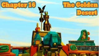 Skylanders Trap Team - Part 42 - Chapter 16: The Golden Desert - Hard Mode (100%)