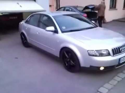 audi a4 8e b6 tuning youtube. Black Bedroom Furniture Sets. Home Design Ideas