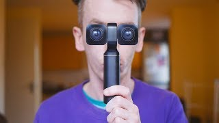 Vuze XR Review: Dual 360 & 180 Camera
