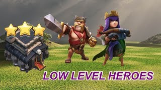 TH9: Low Level Hero Guide to 3-Stars