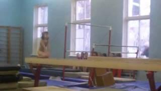 Соревнованиях по гимнастике г.Волгодонск