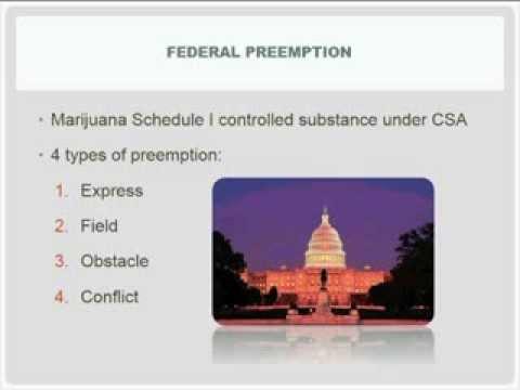"""""""The Marijuana Industry"""" - I-502 Webinar (08.22.2013)"""