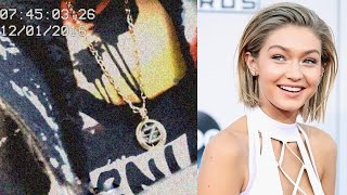 Gigi Hadid Celebrates Zayn Malik's Birthday with Z Necklace Photo!