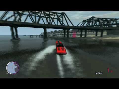 GTA 4 The Ballad of Gay Tony - Triathlon 1080p