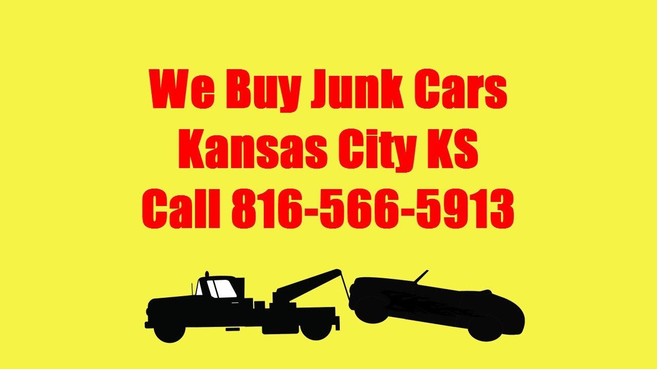 Cash For Junk Cars Kansas City KS Call 913-325-4409 - We Buy Junk ...