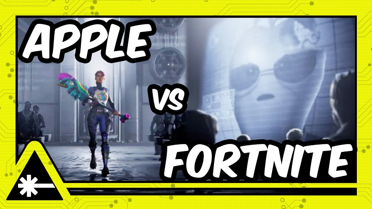 Epic Games Vs Apple Fortnite Lawsuit Explained Nerdist News W Dan Casey Youtube This is seen as a way to protect development. epic games vs apple fortnite lawsuit explained nerdist news w dan casey