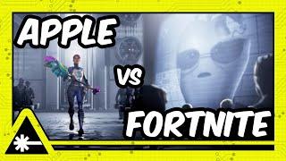Epic Games vs. Apple: Fortnite Lawsuit Explained (Nerdist News w/ Dan Casey)