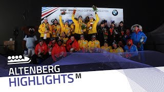 Walther edges Friedrich to win 4-Man in Altenberg | IBSF Official