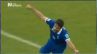 Goal Sokratis Papastathopoulos