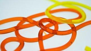 Molecular Gastronomy - Fruit Spaghetti