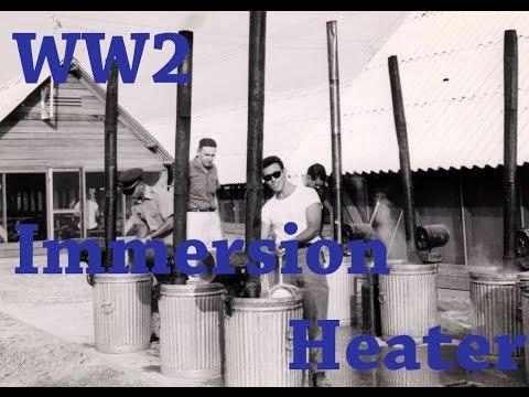 Ww2 Amp Vietnam Immersion Heater Field Kitchen By Heather