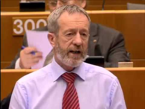 Sean Kelly MEPs Speech on the Northern Ireland Peace Process on 12 November