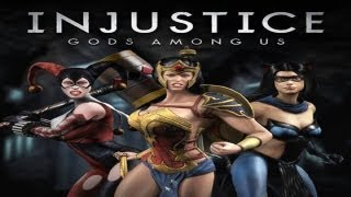 Injustice: Gods Among Us - Ame-Comi Costume Pack (HD)
