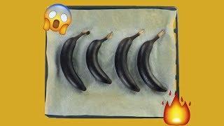 Польза Черных Бананов. И Другие Гениальные Лайфхаки Для Кухни