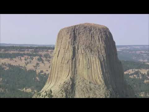 1000 Subscriber Special Event! Over Wyoming Excerpts Part 1 : Devil's Tower