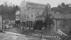 Castle Shannon - Great Fire of 1915