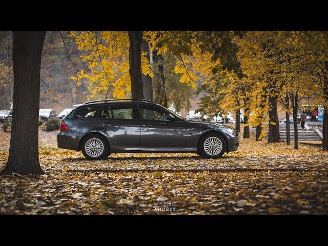 Тест-Драйв BMW E90 320d (Pro100Drive_UA)