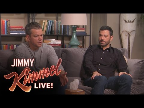 Matt Damon and Jimmy Kimmel go to Couples Therapy en streaming